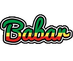 Babar african logo