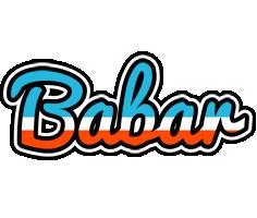 Babar america logo