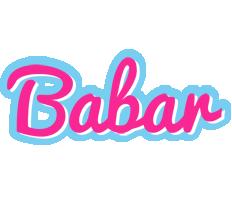 Babar popstar logo