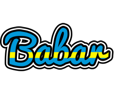 Babar sweden logo