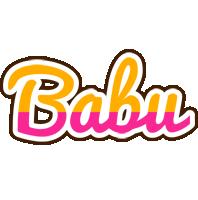 Babu smoothie logo