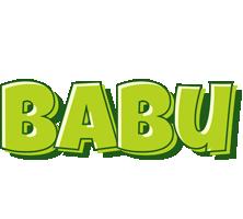 Babu summer logo