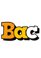 Bac cartoon logo