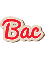 Bac chocolate logo