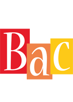 Bac colors logo