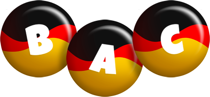 Bac german logo
