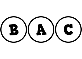 Bac handy logo