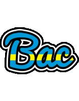 Bac sweden logo