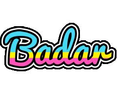 Badar circus logo