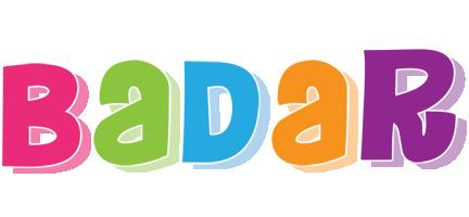 Badar friday logo