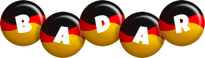 Badar german logo