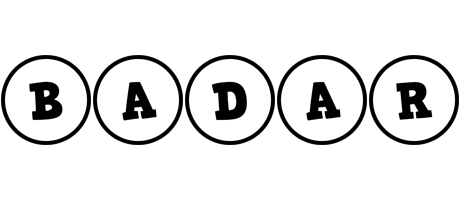 Badar handy logo