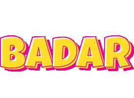 Badar kaboom logo
