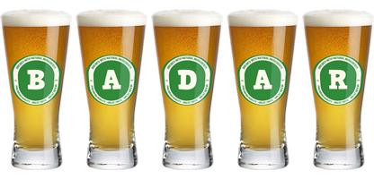 Badar lager logo