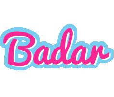 Badar popstar logo