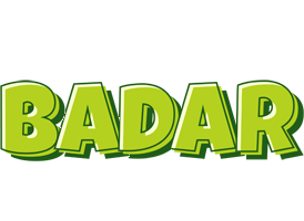 Badar summer logo