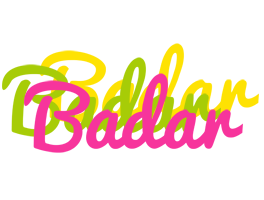 Badar sweets logo