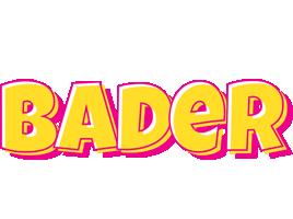 Bader kaboom logo