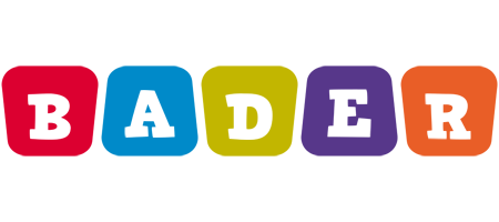 Bader kiddo logo