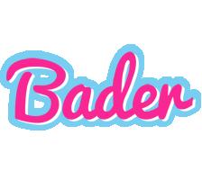 Bader popstar logo