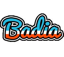 Badia america logo