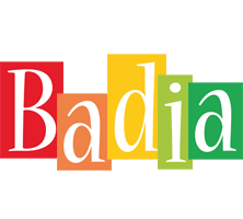 Badia colors logo
