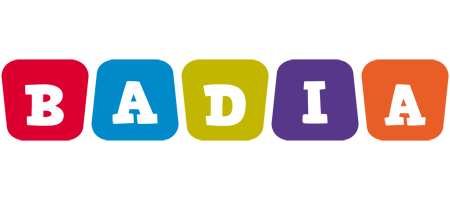Badia daycare logo