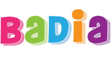 Badia friday logo