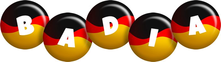 Badia german logo