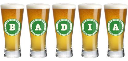 Badia lager logo
