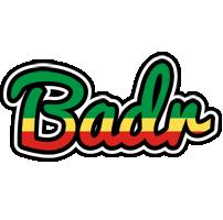 Badr african logo