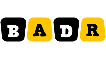 Badr boots logo