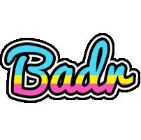 Badr circus logo