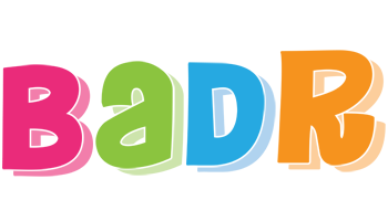 Badr friday logo