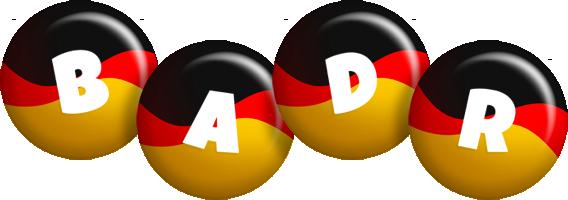 Badr german logo
