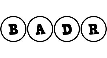 Badr handy logo