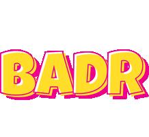 Badr kaboom logo