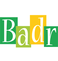 Badr lemonade logo