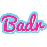 Badr popstar logo