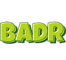 Badr summer logo