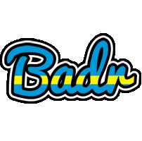 Badr sweden logo
