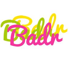 Badr sweets logo