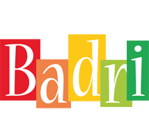 Badri colors logo