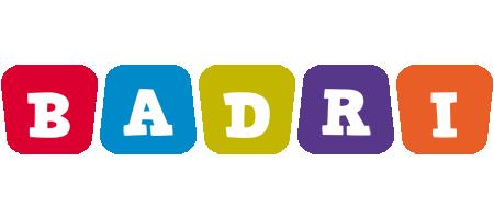 Badri kiddo logo