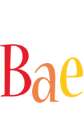 Bae birthday logo