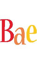 Bae birthday logo
