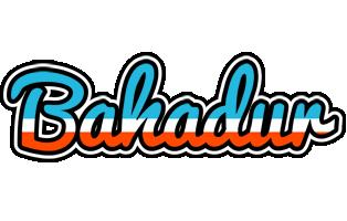 Bahadur america logo