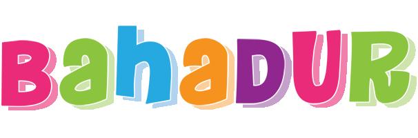 Bahadur friday logo