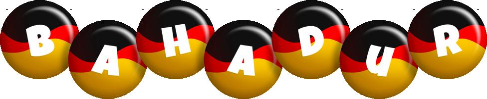 Bahadur german logo