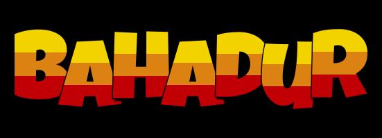 Bahadur jungle logo